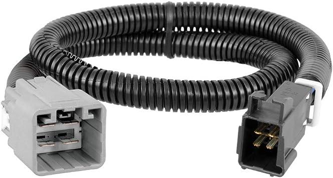 Ford Trailer ke Controller Wiring | Wiring Diagram on 7 pin trailer connector diagram, curt plug diagram, curt 7 pin trailer wiring, curt towing wire diagram,