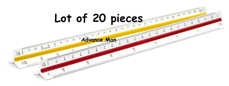 Advance.Man Plastic Architecture Scale 12''
