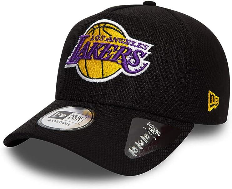 Colore: Nero 6-10 Anni Cappellino NBA per Bambini New Era