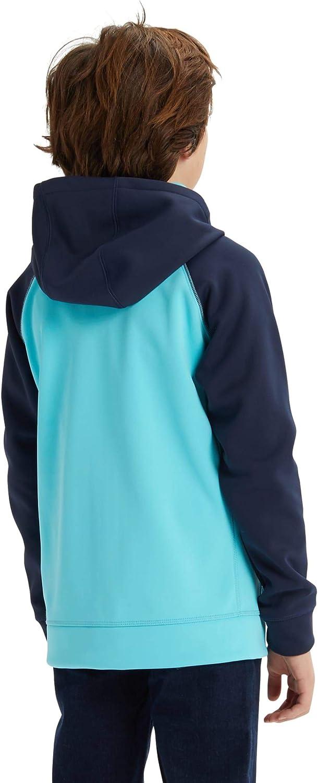 Burton Boys Crown Bonded Full-Zip Hoodie Sweatshirt