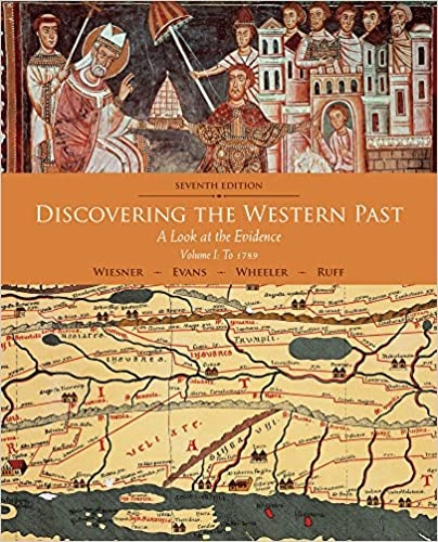 Amazon discovering the western past a look at the evidence discovering the western past a look at the evidence volume i to 1789 7th edition fandeluxe Choice Image