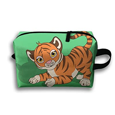 Pengyong Cartoon Baby Tiger Small Travel Toiletry Bag Super Light Toiletry Organizer For Overnight Trip Bag well-wreapped