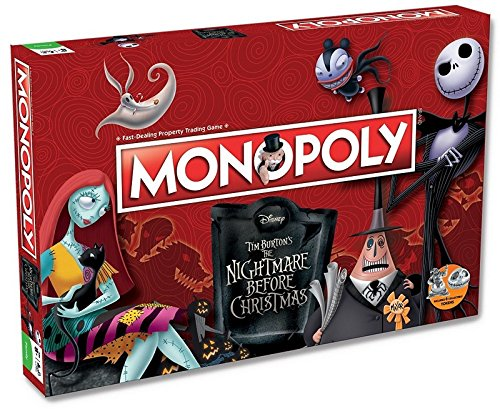 The Nightmare Before Christmas Edition