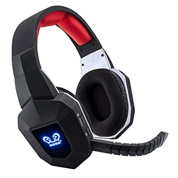BliGli drahtloses Headset 2.4Ghz optisches: Amazon.de: Elektronik