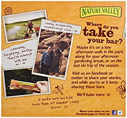 Nature Valley Sweet & Salty Nut Granola Bar Peanut 1.2 oz Bars 6 ct Box