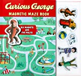 Curious George Magnetic Maze Book, H. A. Rey, 0547643020