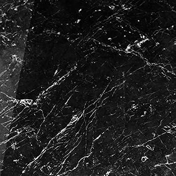 Saturn Bodenfliese Poliert Xcm Schwarz Marmoriert Amazonde - Marmorierte bodenfliesen