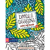 FunStitch Studio-Doodle Designs Coloring Book