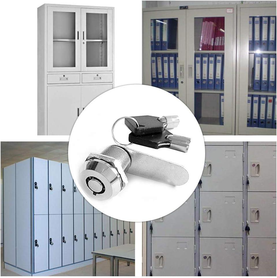 Lifemaison Cylinder Barrel Cupboard//Drawer Safe Lock Security Protect