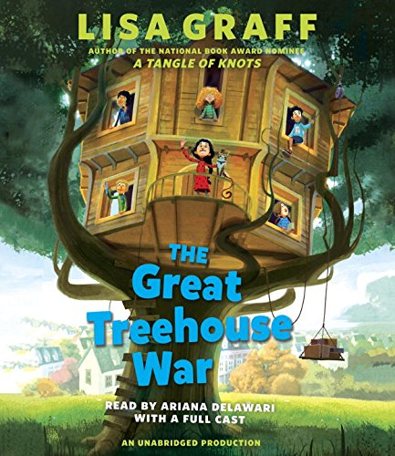 The Great Treehouse War Lisa Graff Ariana Delawari Various - Group guys build epic treehouse gaming