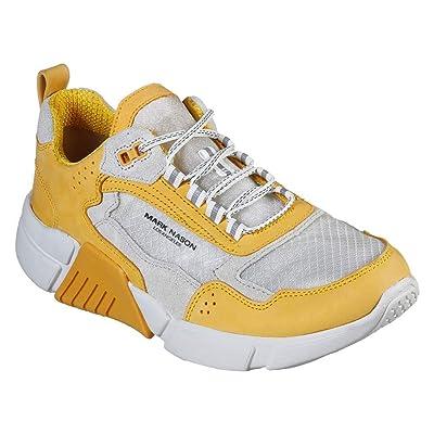 Mark Nason Los Angeles Women's Sneaker, Yellow, 6.5 B US | Fashion Sneakers