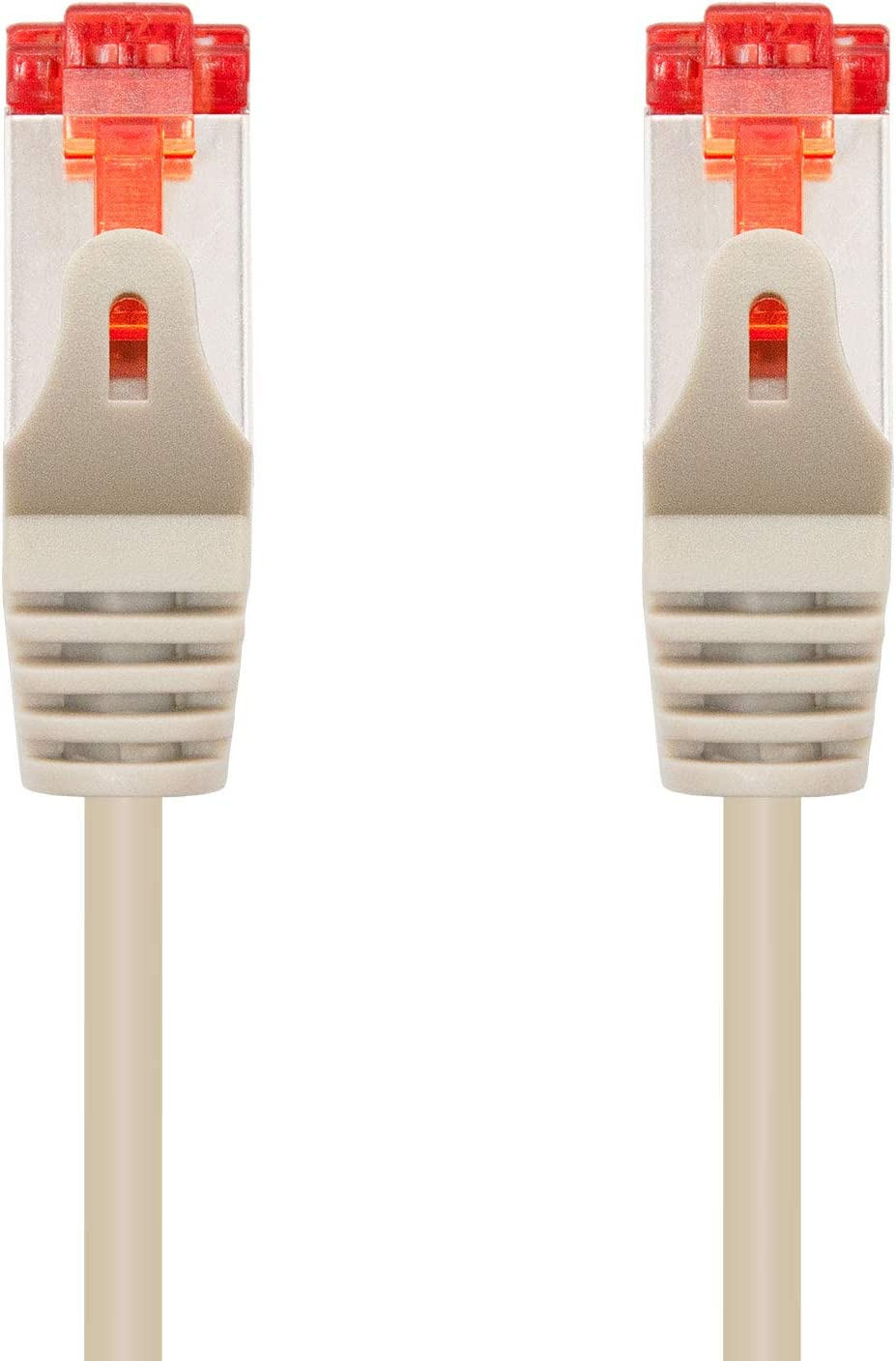 GRIS Catchphrase 7/MTS 6/SSTP PIMF Flexible AWG26 NANOCABLE 10.20.1207/ /Ethernet Network Cable RJ45/Cat