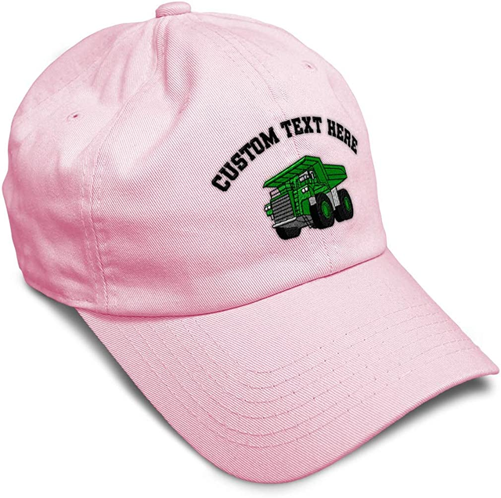 Custom Soft Baseball Cap Rigid Hauler Embroidery Dad Hats for Men /& Women