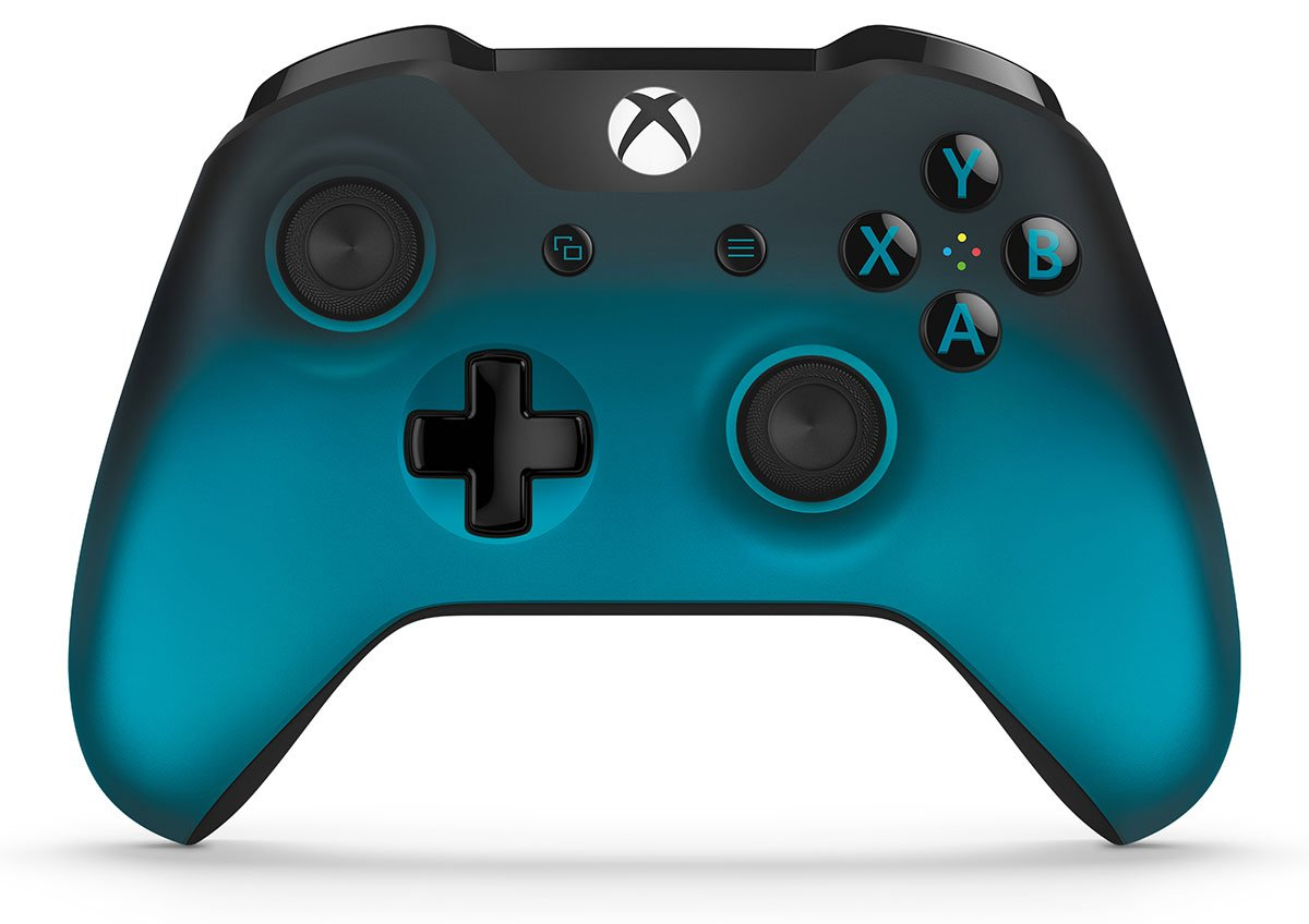 Xbox One Wireless Controller - Ocean Shadow product image