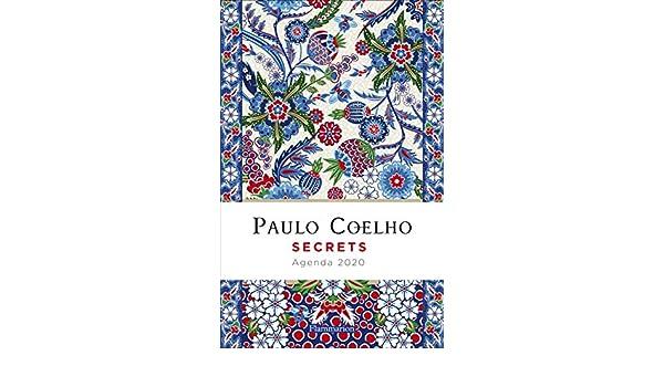 Agenda Paulo Coelho : Secrets: 9782081486171: Amazon.com: Books