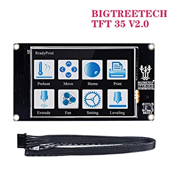 Amazon.com: BIGTREETECH DIRECT TFT35 V2.0 Smart Controller ...