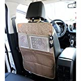 Car Storage Bags Car Seat Covers for Children Kick Seat Back Protector Waterproof Interior Accessories