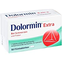 Dolormin extra 50 stk