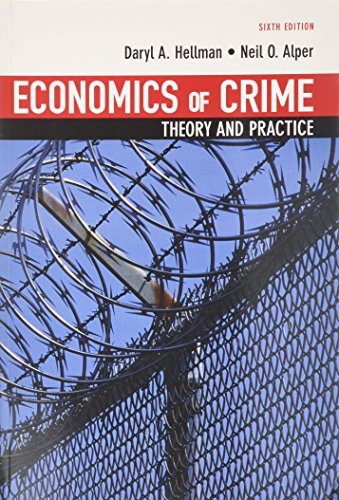 Economics of Crime: Theory and Practice