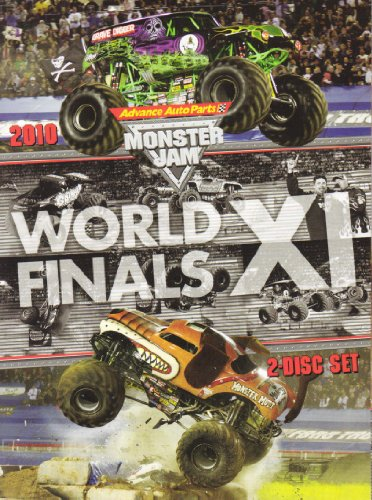 Monster Jam World Finals 11 (Truck N Buddy)