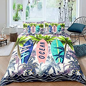 61Q7z9ZW35L._SS300_ Surf Bedding Sets & Surf Comforter Sets