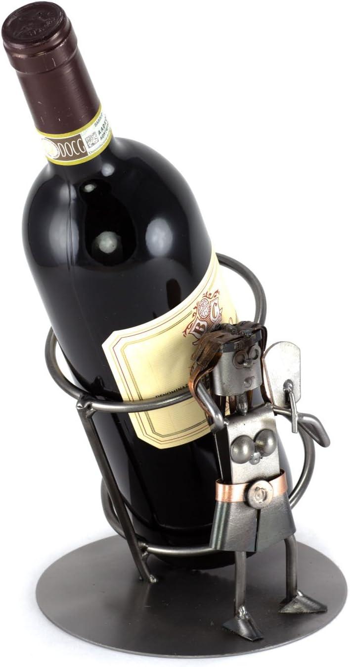 Steelman24 I Portabotellas De Vino Virgo I Made in Germany I Idea ...