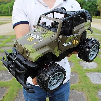 Wangch Control remoto de coches de juguete 1,14 eléctrica ...