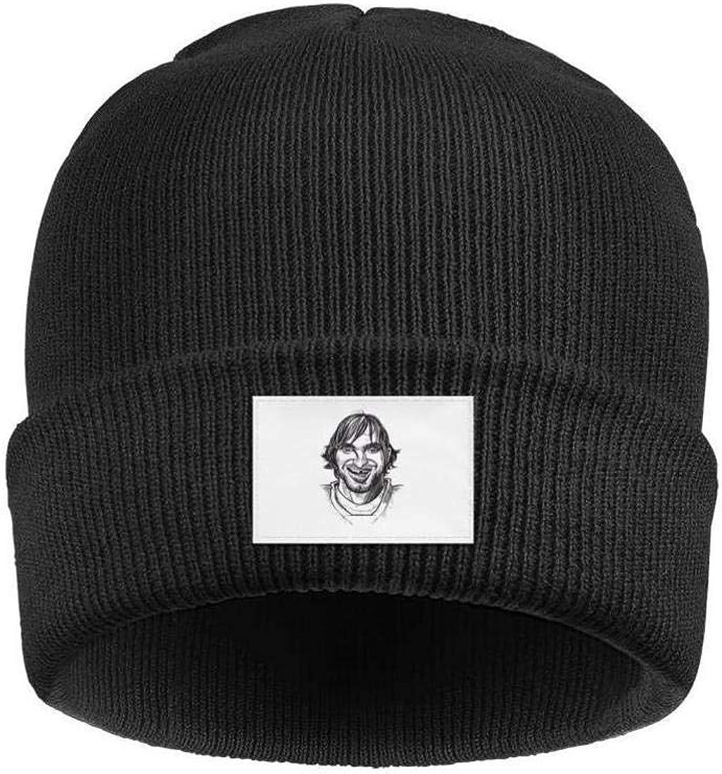Eoyles Ice Hockey Player Cuff Toboggan Knit Cap Style Beanie Hat