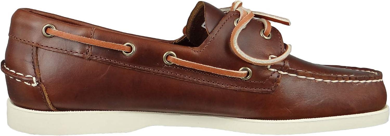 Chaussures Bateau Homme Sebago Docksides Portland Waxed