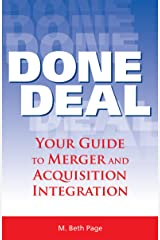 Done Deal: Your Guide to Merger and Acquisition Integration Kindle Edition