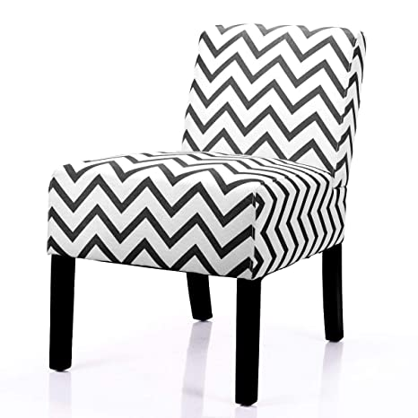 Enjoyable Amazon Com Dining Side Chair Contemporary Chevron Ocoug Best Dining Table And Chair Ideas Images Ocougorg
