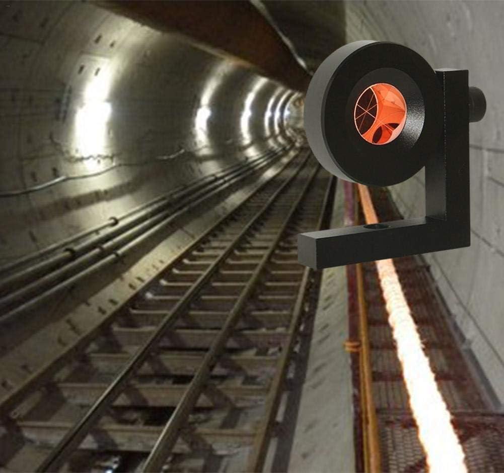 a Forma di L Piccolo Prisma Stazione Totale SYXX Stazione Totale Monitoraggio Angolo retto Piccolo Prisma 90 Gradi Subway Monitoraggio Tunnel monitoraggio Prisma Strumento Attrezzature e Accessori