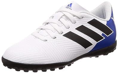 d04b2f0fc257 adidas Unisex Kids  Nemeziz Messi Tango 18.4 Tf J Football Boots ...