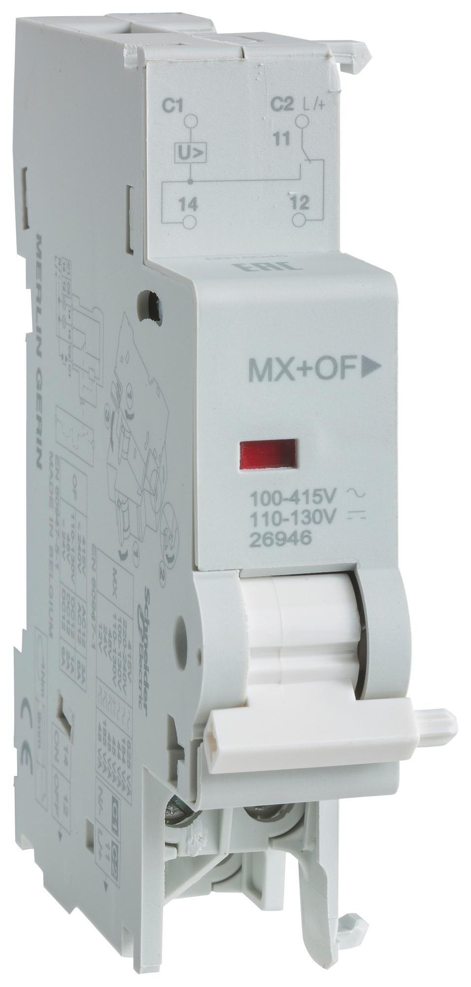 M9A26948 - Circuit Breaker Accessory, Schneider Multi 9 Series Miniature Circuit Breakers (M9A26948)