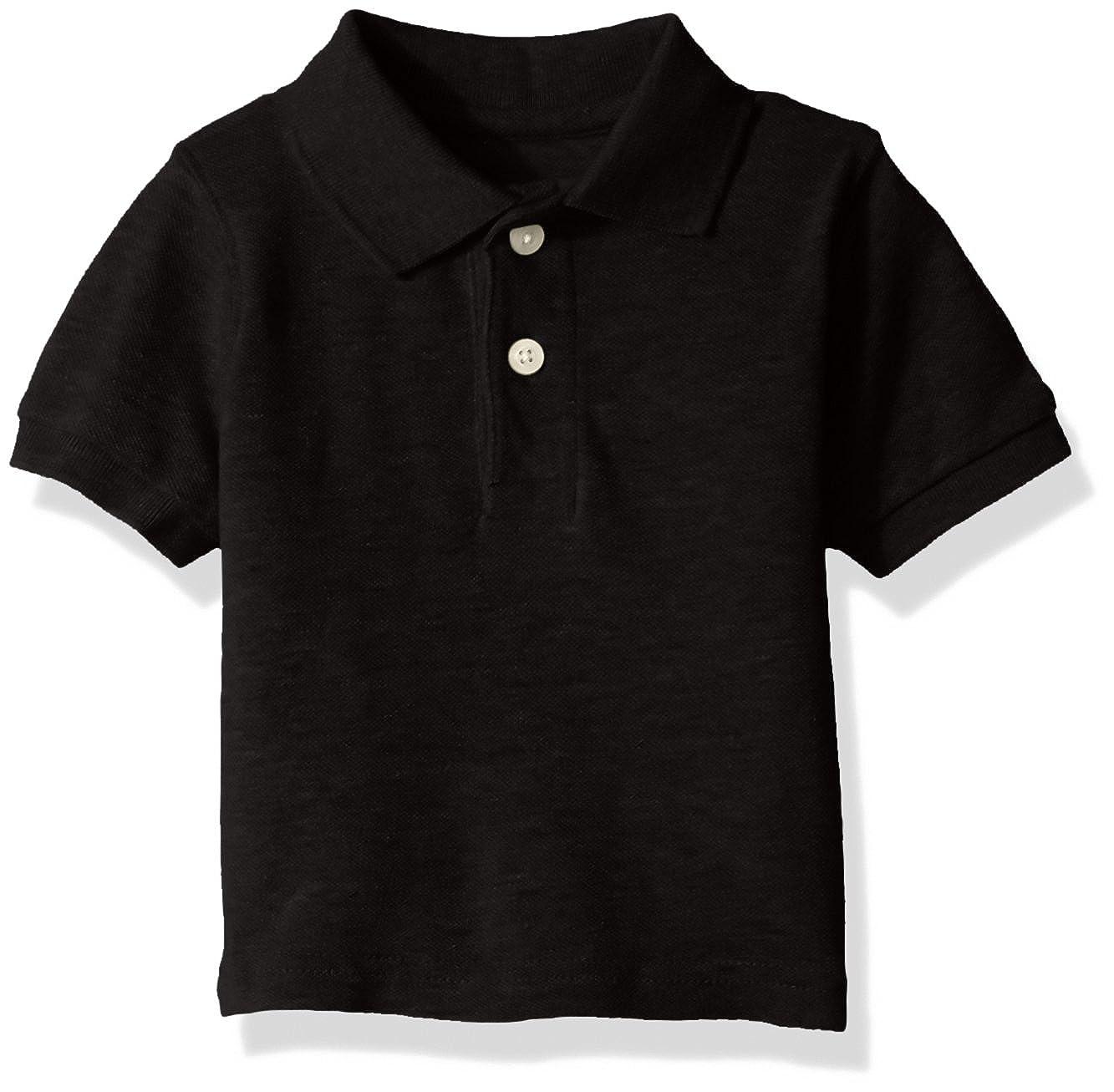 The Children's Place Boys' Short Sleeve Uniform Polo Shirt