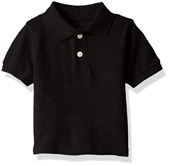 0c4f746f6 Amazon.com  The Children s Place Boys  Little Short Sleeve Uniform ...