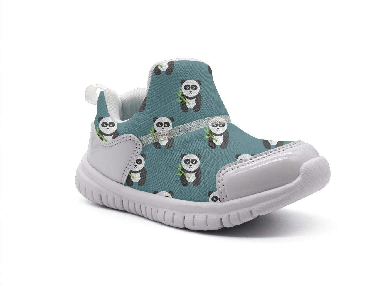 ONEYUAN Children Panda Bear Kid Casual Lightweight Sport Shoes Sneakers Walking Athletic Shoes