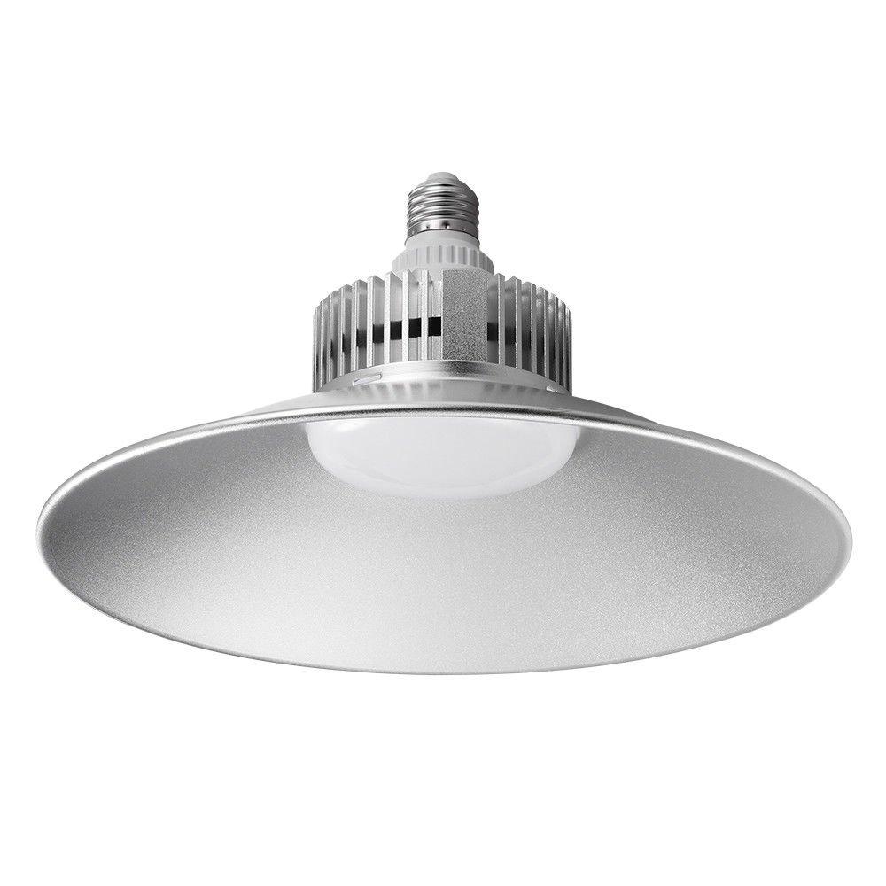 70w led high bay lighting 7000lm ip54 waterproof e27 socket dust proof daylight white 6000 6500k warehouse led lights high bay led lights commercial bay