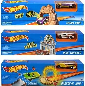 Hot Wheels - Mega rampa de Salto, Exclusivo 1 (Mattel DNN78): Amazon.es: Juguetes y juegos