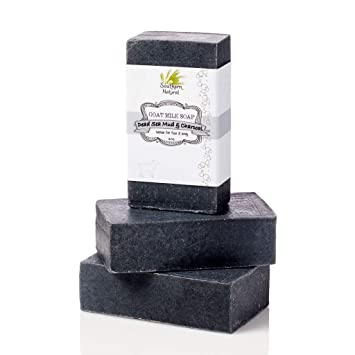 Bath & Body Health & Beauty Pure Charcoal Soap Customers First