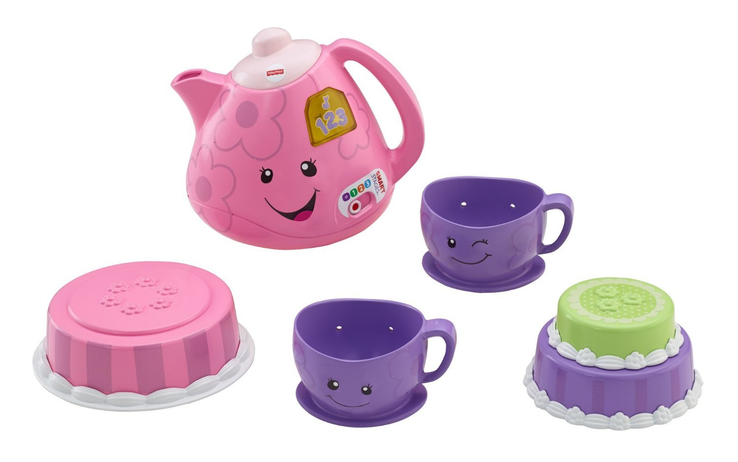 Laugh & Learn Tea Set | 887961417906 | Item | Barnes & Noble®