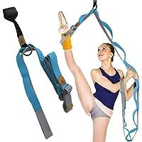 KIKIGOAL - Estirador de Pierna para Puerta (14 bucles, Flexible)