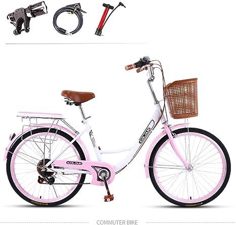 GHH 7 Speed Paseo Bici/Bicicleta 26