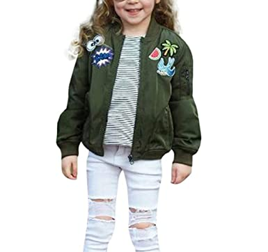 3ebf7024a374 SHOBDW Girls Coats