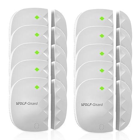 Amazon.com: Wolf-Guard 433MHz Wireless Door and Window ...