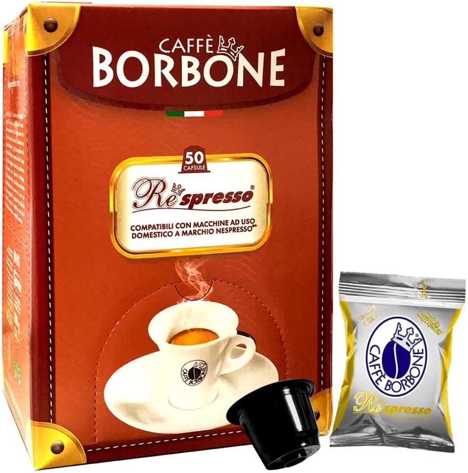 noir compatibles avec les machines /à caf/é Nespresso or dek 200 or Caff/è Borbone Capsules /à caf/é M/élange au choix : bleu rouge