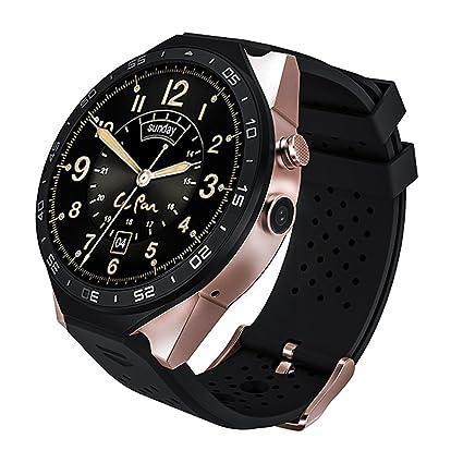 Amazon.com: Le Pan Pro Reloj Inteligente, 1.39 pulgadas ...
