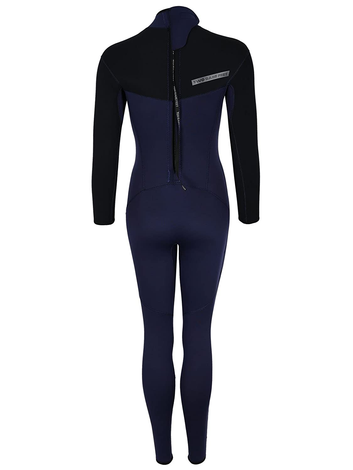 16cf68d424c7 MD THUNDERCLAP Womens 5/4mm Winter Wetsuit by Two Bare Feet Thick Warm:  Amazon.co.uk: Sports & Outdoors