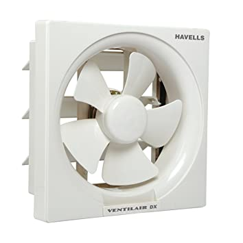 Havells FHVVEDXOWH10 Ventil Air Dx 35-Watt 250mm Fan (Off White)