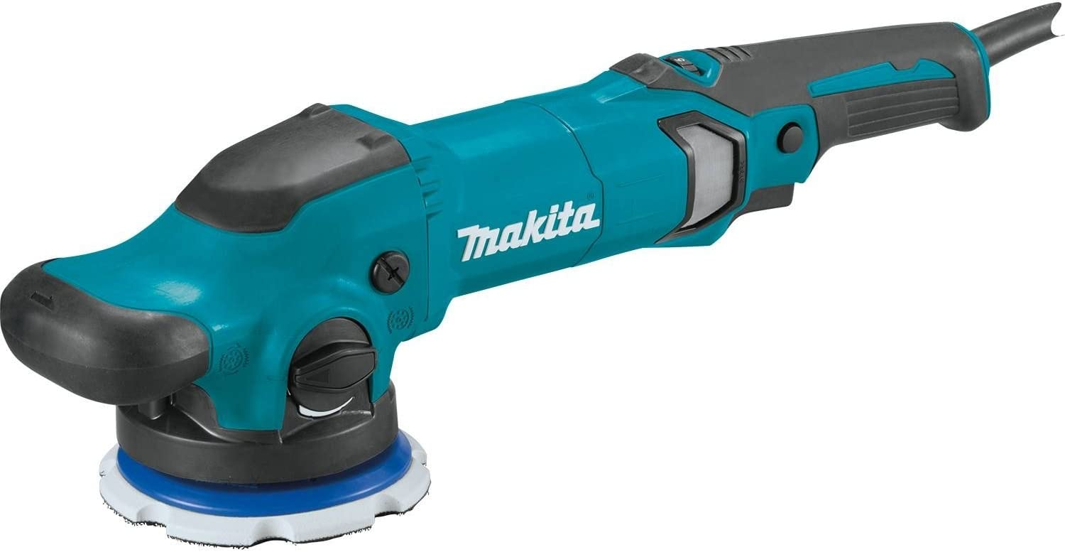 Makita PO5000C 5 Dual Action Random Orbit Polisher
